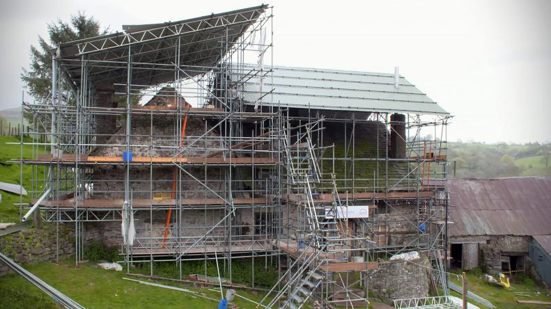 £4 Million Restoration: Historic House Rescue