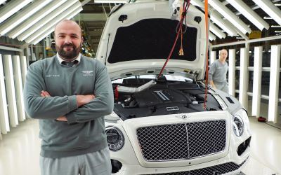 Inside Bentley: A Great British Motor Car