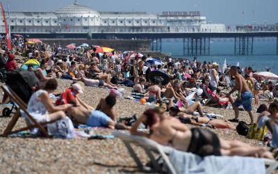 Heatwave Britain: Who Needs Ibiza?