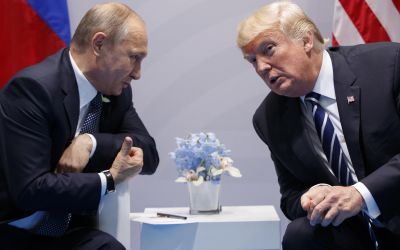Trump and Russia: Sex, Spies and Scandal